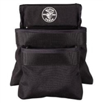 Klein Tools 5702 PowerLine 2-Pocket Utility Pouch