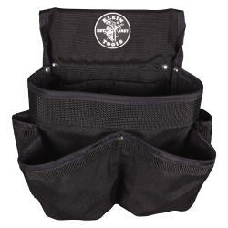 Klein Tools 5718 PowerLine 8-Pocket Electrician's Tool Pouch