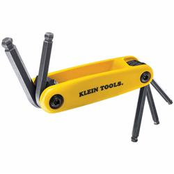 Klein Tools 70571 Grip-It® Ball Hex-Set - 5 Inch Sizes