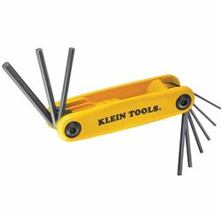 Klein Tools 70575 Grip-It® Hex-Set - 9 Inch Sizes