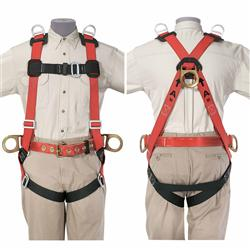 Klein Tools 87853 Fall-Arrest/Positioning/Retrieval Harness
