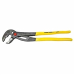 Klein Tools D504-10B 10'' (254 mm) Quick-Adjust Klaw™ Pump Pliers