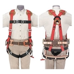 Klein Tools LH5266-21-L Large Harness w/ Semi-Floating Body Belt (D-to-D Size: 21)