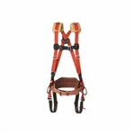Klein Tools LH5278-27-M Medium Harness w/Deluxe Full-Floating Body Belt (D-to-D Size: 27)