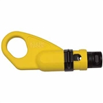 Klein Tools VDV110-061 Coax Cable Stripper - 2-Level, Radial