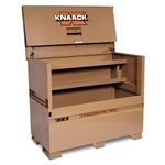 "89 STORAGEMASTER Chest 60""x30""x49"", 47.8 cu ft by Knaack"