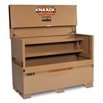 "90 STORAGEMASTER Chest 72""x30""x49"", 57.5 cu ft by Knaack"