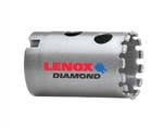 "Lenox 1211520DGHS 1-1/4"" Diamond Grit Hole saws for Tile and Stone"