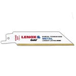 "Lenox 21071-424G Titanium Edge 24 Tpi 4 X 3/4"" Reciprocating Blade"