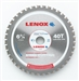 "Lenox Circular Saw Blade 21878ST634040CT 6-3/4"" X 40 Tooth Steel Cutting Blade"
