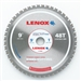 "Lenox Circular Saw Blade ST900048CT 9"" X 48 Tooth Steel Cutting Blade"