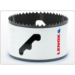 "Lenox Tools 30088-88L 5-1/2"" Bi Metal Wood and Metal Speed Slot Hole Saw"