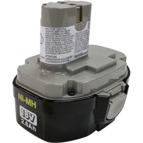 Makita Tools 193159-1 18V (2.6Ah) Ni-Mh Pod Battery 1834