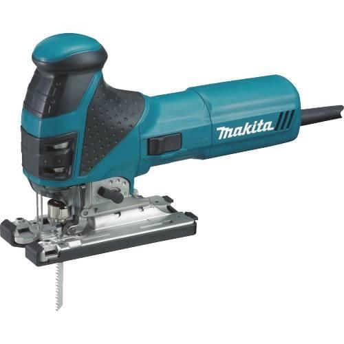 Makita 4351FCT Barrel Grip Jigsaw with L.E.D. Light