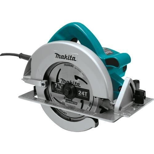 Makita 5007F 7-1/4-Inch Circular Saw No Case no Break