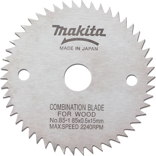 "Makita Tools 721003-8 3-3/8"" 50T Combo Blade, General Purpose"