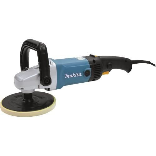 7-Inch Hook and Loop Electronic Polisher/Sander