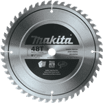 "Makita A-95934 8-1/2"" 48T Carbide-Tipped Miter Saw Blade"