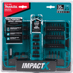 Makita A-98326 ImpactX 35 Pc. Driver Bit Set