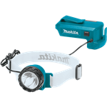 Makita DML800 18V LXT Lithium‑Ion Cordless L.E.D. Headlamp, Headlamp Only