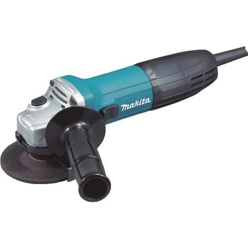 Makita GA4030K 6 Amp Corded 4 in. Angle Grinder with Case