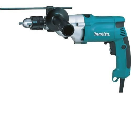 "Makita HP2050F 3/4"" Hammer Drill with L.E.D. Light"