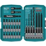 Makita Tools T-01373 38 Pc. Impact Drill-Driver Bit Set