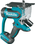 Makita XDS01Z 18V LXT® Lithium-Ion Cordless Cut-Out Saw, Tool Only