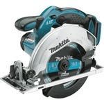 Makita XSS02Z 18 Volt LXT Lithium-Ion Cordless 6-1/2 Inch Circular Saw Tool Only