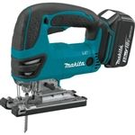 Makita XVJ03 18 Volt LXT Lithium-Ion Cordless Jig Saw Kit