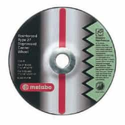 "Metabo Abrasive Steel/Stainless Steel 616325000 3""x1/4""x3/8"" - A36O"