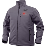 Milwaukee 201G-21 M12 Heated Jacket Kit - Gray