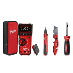 Milwaukee 2220-20 Electrical Combo Kit