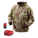 2385 M12 Cordless Realtree Max-1 Camo Heated Hoodie Kit by Milwaukee