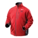2390-3X M12 Cordless Red Heated Jacket Only  by Milwaukee