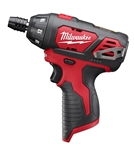 2401-20 12 Volt Li-Ion Sub-Compact Driver Tool Only by Milwaukee