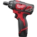 New Milwaukee 2401-22 Driver, M12 Screwdriver 2401-22