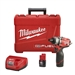 "Milwaukee Tool2402-22 M12 FUEL 1/4"" Hex 2-Speed Screwdriver Kit"