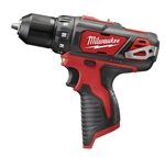 Milwaukee Cordless 2407-20 12-volt 3/8 2 speed Inch drill driver