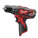 Milwaukee Cordless 2408-20 12-volt 3/8 inch hammer drill driver