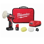 Milwaukee 2438-22X M12 Variable Speed Polisher /Sander kit