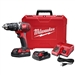 "2607-22Ct - Milwaukee M18 1/2"" Hammer Drill Cp Kit - 260722Ct"