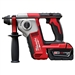 Milwaukee Cordless 2612-21 18-volt Cordless five-eights inch SDS Plus Rotary Hammer Kit