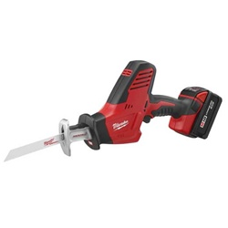 Milwaukee 2625-21 HACKZALL M18 Cordless One-Handed Recip Saw Kit 18 Volt