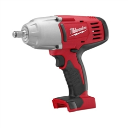 "Milwaukee M18 Cordless 1/2"" High Torque Impact Wrench w/Friction Ring - Bare Tool"