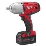 Milwaukee 2663-21 M18 18V Cordless 1/2'' Impact Wrench