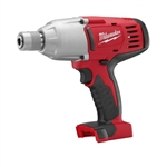 "Milwaukee 2665-20 M18 Cordless 7/16"" Hex High Torque Impact Wrench - Bare Tool"
