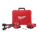 Milwaukee M18 FORCE LOGIC Cable Cutter Kit 2672-21