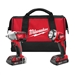 Milwaukee 2693-22 M18 Cordless 2-Tool Combo Kit