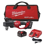 "Milwaukee 2707-22 M18 Fuel Hole Hawg 1/2"" Right Angle Drill Kit"